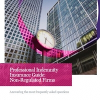 Professional Indemnity Insurance Guide - Non Regulated Firms