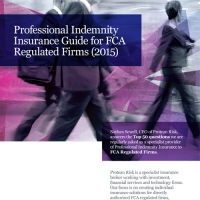 PI Insurance Guide for FCA Regulated Firms