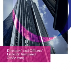 2019 Directors & Officers Insurance Guide