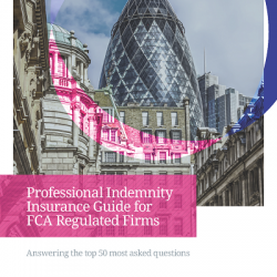 Professional Indemnity Insurance Guide - Regulated Firms